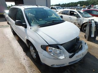 Chrysler Town & Country Limited Edition 2007