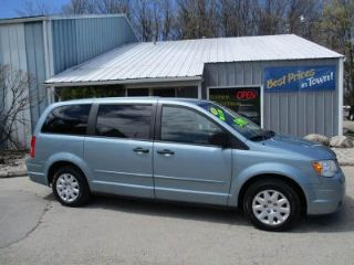 Used 2008 Chrysler Town & Country LX in Traverse City, Michigan