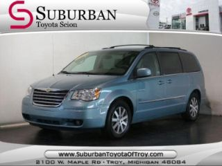Used 2009 Chrysler Town & Country Touring in Troy, Michigan