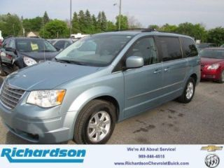 Used 2009 Chrysler Town & Country Touring in Standish, Michigan