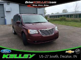 Used 2008 Chrysler Town & Country Touring in Decatur, Indiana