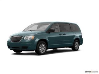 Used 2008 Chrysler Town & Country Touring in Mentor, Ohio