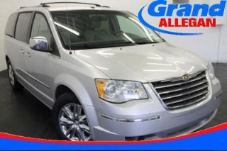 Used 2008 Chrysler Town & Country Limited Edition in Allegan, Michigan