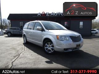 Chrysler Town & Country Limited Edition 2008