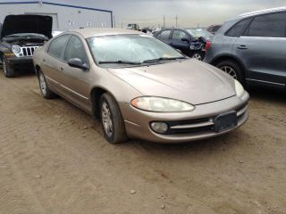 Dodge Intrepid ES 2000