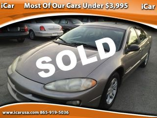 Dodge Intrepid ES 1999