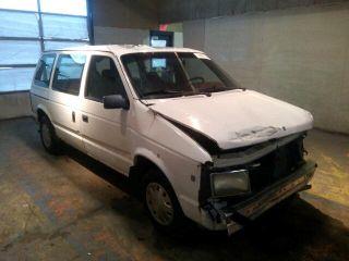 Dodge Caravan 1990