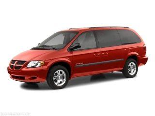 Dodge Grand Caravan Sport 2002