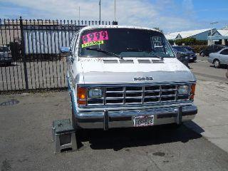 Used 1993 Dodge Ram Van B250 in Alameda, California