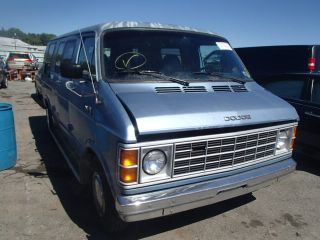 1985 dodge ram van b250