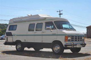 Dodge Ram Van B350 1993