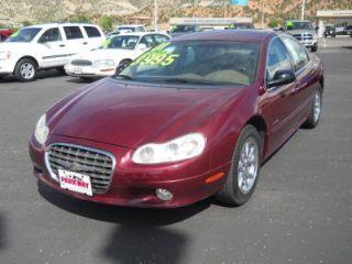Used 2001 Chrysler LHS in Cedar City, Utah