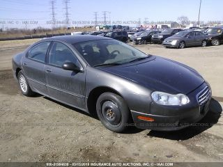 2003 Chrysler Concorde LXi