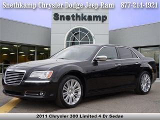 Chrysler 300 Limited Edition 2011