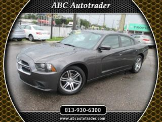 Used 2013 Dodge Charger SE in Tampa, Florida