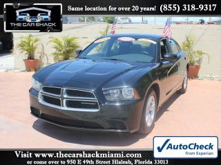 Used 2013 Dodge Charger SE in Hialeah, Florida