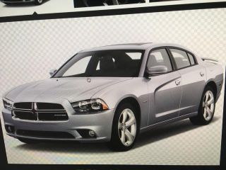 Dodge Charger R/T 2015