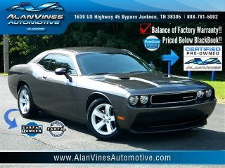 Used 2013 Dodge Challenger SXT in Jackson, Tennessee