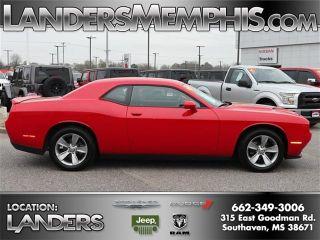 Landers Dodge Southaven >> Used 2018 Dodge Challenger Sxt In Southaven Mississippi