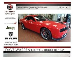 Used 2015 Dodge Challenger SRT in Jamestown, New York