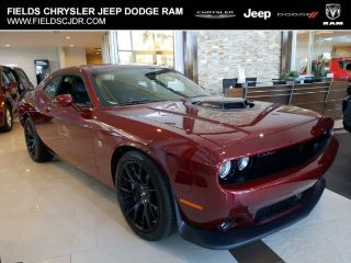 Dodge Challenger 392 Scat Pack Shaker 2018