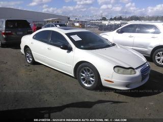 Chrysler LHS 2001