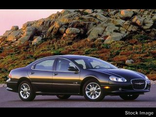 Used 2000 Chrysler LHS in Charlotte, North Carolina