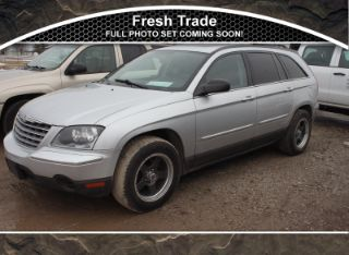 2005 Chrysler Pacifica Touring >> Used 2005 Chrysler Pacifica Touring In Mason City Iowa