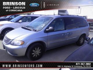 Used 2004 Chrysler Town & Country EX in Corsicana, Texas
