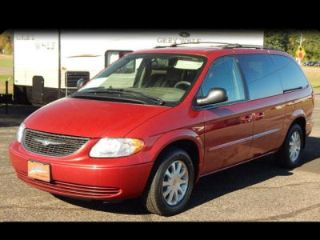 Used 2003 Chrysler Town & Country EX in Chippewa Falls, Wisconsin