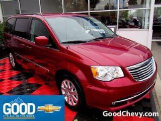 Used 2014 Chrysler Town & Country Touring in Renton, Washington