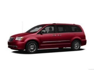 Used 2012 Chrysler Town & Country Touring in Monticello, Indiana