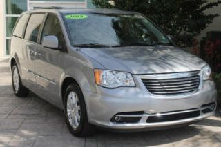 Used 2015 Chrysler Town & Country Touring in Fort Pierce, Florida