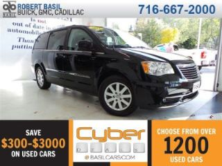 Used 2012 Chrysler Town & Country Touring in Orchard Park, New York
