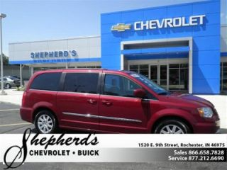 Used 2014 Chrysler Town & Country Touring in Rochester, Indiana