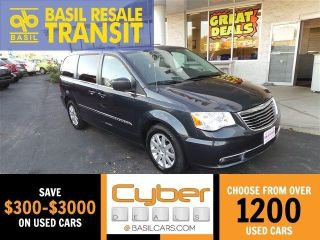 Used 2014 Chrysler Town & Country Touring in Buffalo, New York