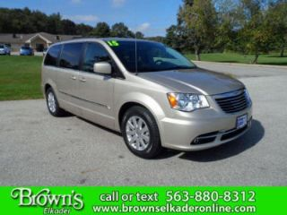 Used 2015 Chrysler Town & Country Touring in Elkader, Iowa