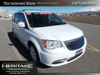 Used 2015 Chrysler Town & Country Touring in Tremonton, Utah