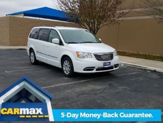 Used 2016 Chrysler Town & Country Touring in Houston, Texas