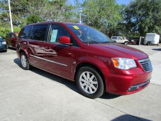 Used 2013 Chrysler Town & Country Touring in Melbourne, Florida
