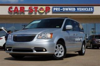 Used 2012 Chrysler Town & Country Touring in Arlington, Texas