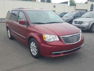 Used 2013 Chrysler Town & Country Touring in Fayetteville, New York