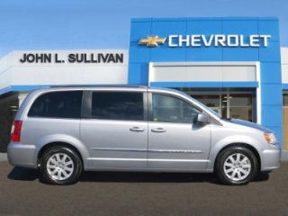 Used 2014 Chrysler Town & Country Touring in Roseville, California