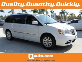 Used 2014 Chrysler Town & Country Touring in Fort Myers, Florida