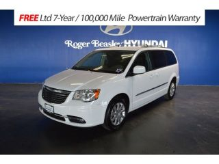 Used 2014 Chrysler Town & Country Touring in Georgetown, Texas