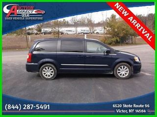 Used 2014 Chrysler Town & Country Touring in Victor, New York