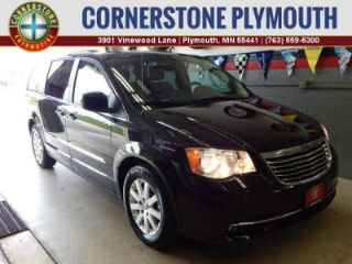 Used 2014 Chrysler Town & Country Touring in Plymouth, Minnesota