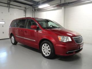 Used 2015 Chrysler Town & Country Touring in Hicksville, Ohio