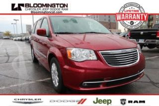 Used 2015 Chrysler Town & Country Touring in Bloomington, Minnesota