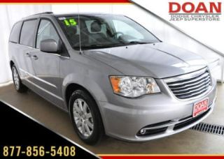 Used 2015 Chrysler Town & Country Touring in Rochester, New York